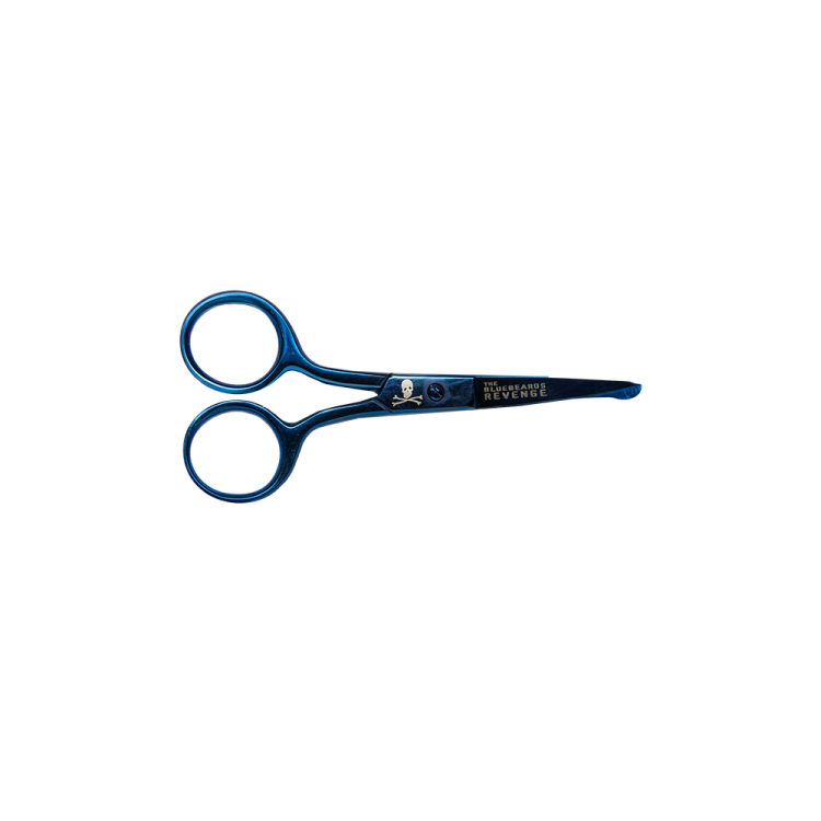 Ножницы для усов/бороды The Bluebeards Revenge Moustache Scissors