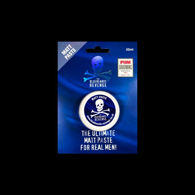 Паста-мини для укладки волос The Bluebeards Revenge matt paste mini 20ml