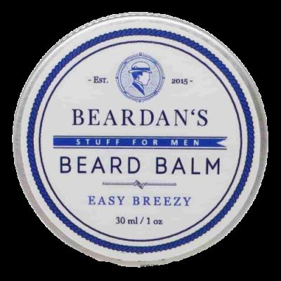 BEARDAN*S Beard Balm Easy Breezy