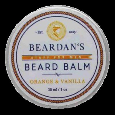 BEARDAN*S Beard Balm Orange&Vanilla 30ml\1oz