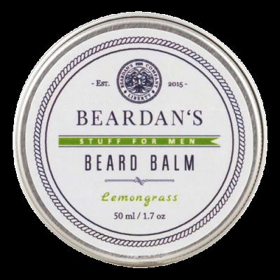 BEARDAN*S Beard Balm Lemongrass