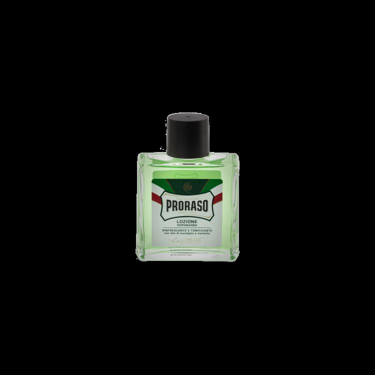 Лосьон после бритья с ментолом и эвкалиптом Proraso Green After Shave Lotion 100 ml