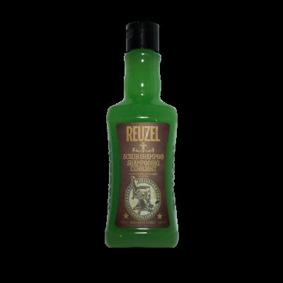 Шампунь-скраб для кожи головы Reuzel Scrub Shampoo 350 ml