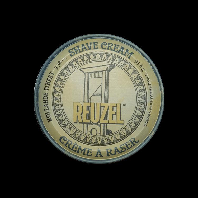 Крем для бритья Reuzel Shave Cream  Средства для бритья