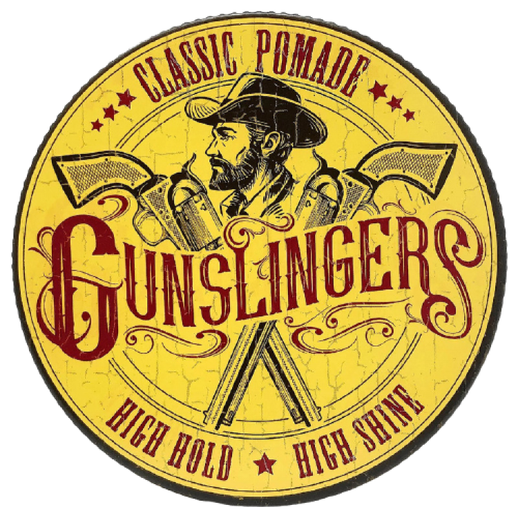 Guns Lingers Classic Pomade High Hold High Shine