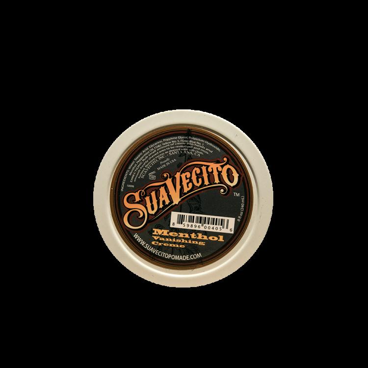 Крем после бритья ментоловый SuaVecito Menthol Aftershave Cream 240 ml