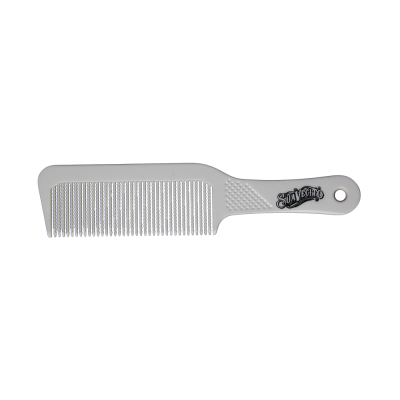 Гребень для волос SuaVecito White Clipper Comb