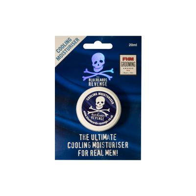 Крем-мини для кожи The Bluebeards Revenge Cooling Moisturiser 20 ml
