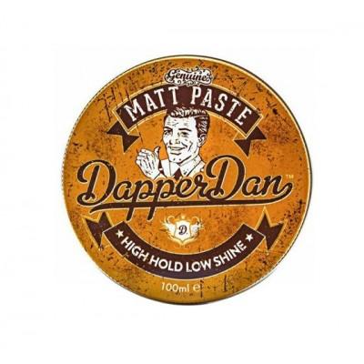 Dapper Dan Matt paste high hold low shine 100 ml