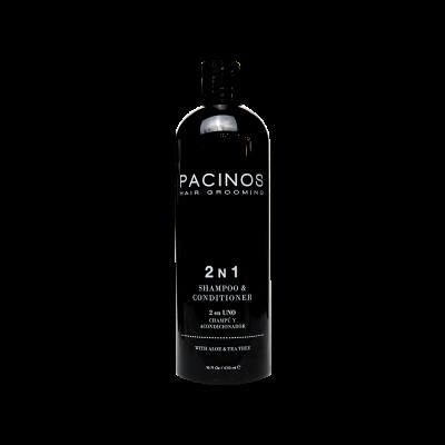 Шампунь - кондиционер для волос Pacinos Shampoo & Conditioner 500 ml
