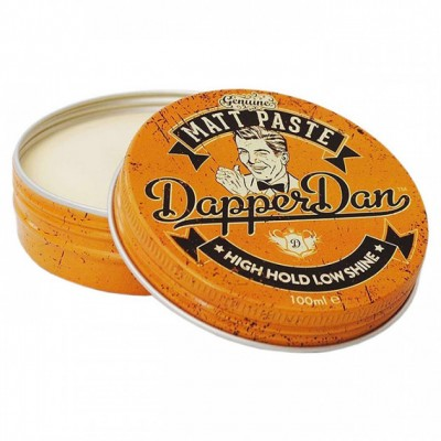 Dapper Dan Matt Paste (50ml)