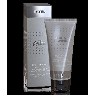 Estel Professional Alpha Homme Крем-паста для волос