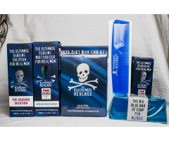 Подарочный набор The Bluebeards Revenge Perfect Man Kit