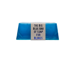 Мыло для тела The Bluebeards Revenge Blue Soap