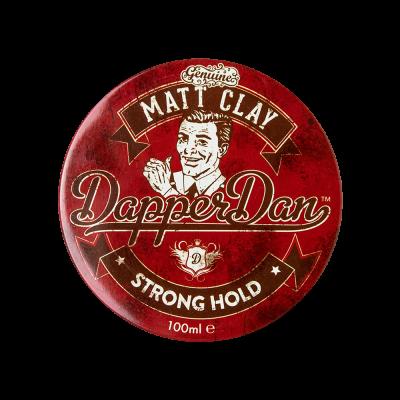 Глина для укладки волос Dapper Dan Matt Clay 100 ml