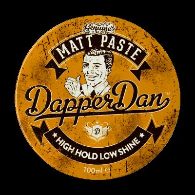 Паста для укладки волос Dapper Dan Matt Paste 100 ml